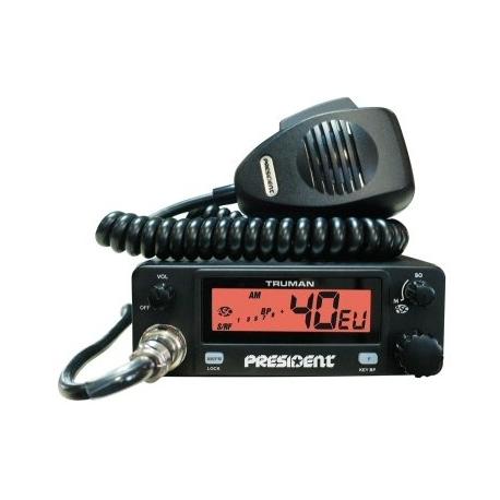 President Truman CB radijo stotelė