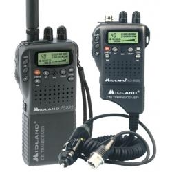 Alan 42 nešiojama CB radijo stotelė