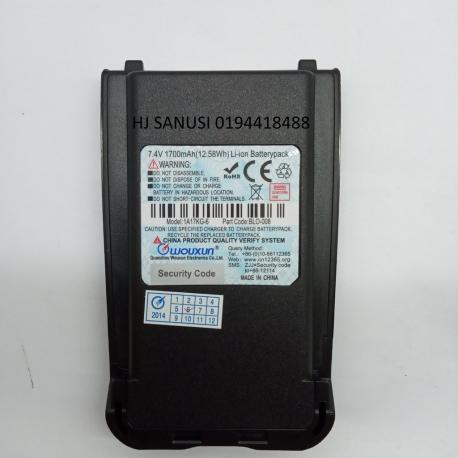 1A17KG-6 Wouxun Li-Ion akumuliatorių baterija